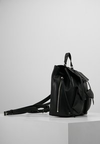 AllSaints - CAPTAIN BACKPACK - Zaino - black - 3