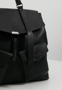 AllSaints - CAPTAIN BACKPACK - Zaino - black - 6