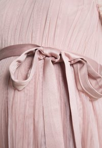 Anaya with love Maternity - FLUTTER SLEEVE PLEATED MAXI DRESS - Occasion wear - frosted pink - 2