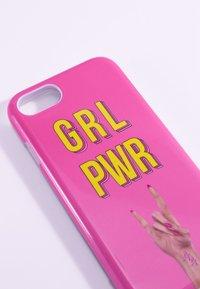 Antwerp Avenue - IPHONE 6/7/8 - Étui à portable - pink yellow - 3