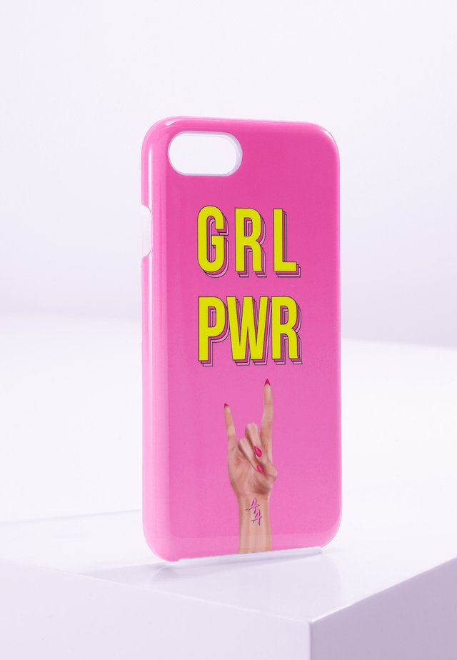 IPHONE 6/7/8 - Portacellulare - pink yellow
