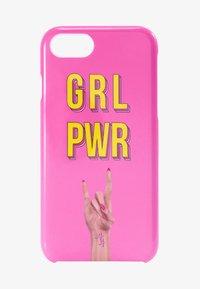 Antwerp Avenue - IPHONE 6/7/8 - Étui à portable - pink yellow - 1