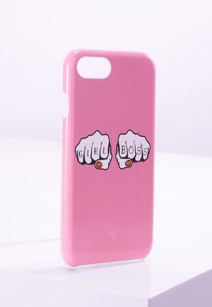iPhone 6/7/8 - Mobiltasker - pink