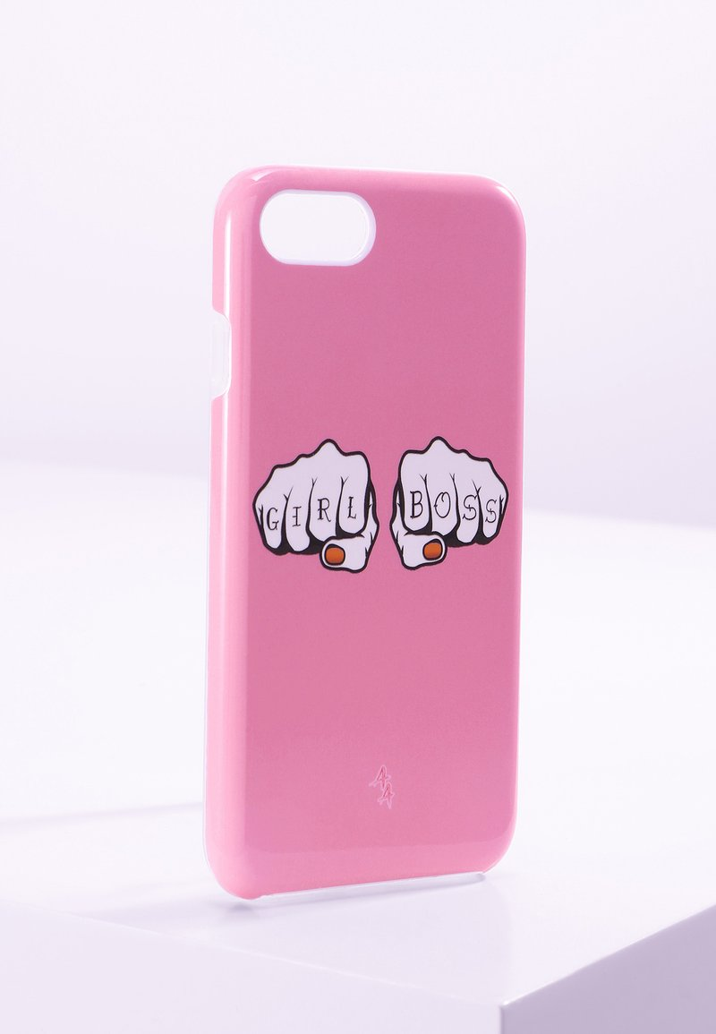 Antwerp Avenue - iPhone 6/7/8 - Telefoonhoesje - pink