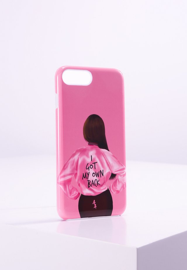 iPhone 6/7/8 PLUS - Portacellulare - pink/black