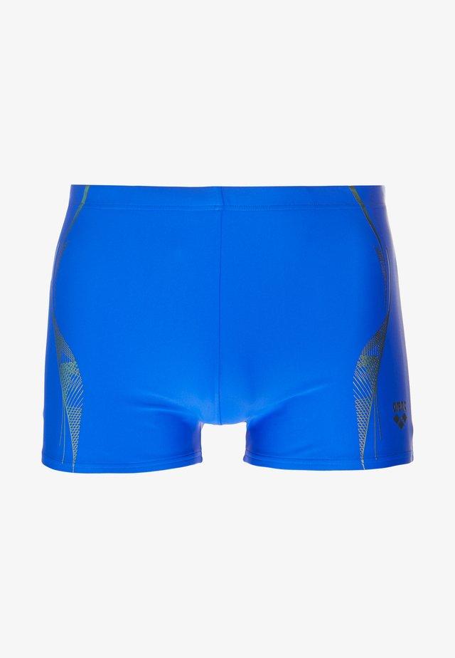 SLINKY SHORT - Badehose Pants - neon blue