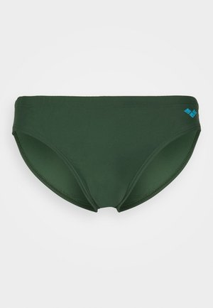 SANTAMARIAS - Costume da bagno - deep forest green