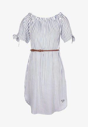 ANNIE W - Day dress - marine