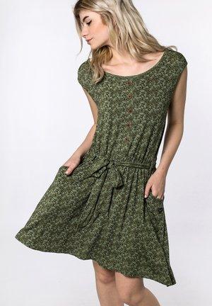 SCARLETTAK - Jersey dress - olive