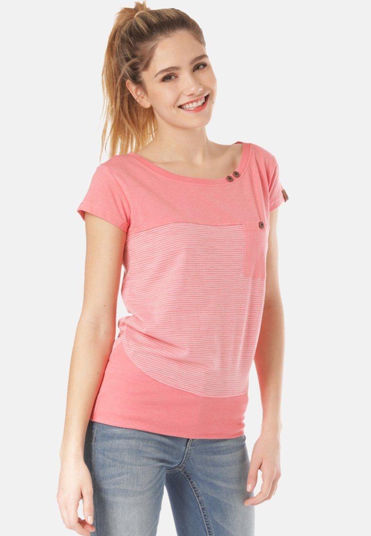 alife & kickin - T-Shirt print - pink