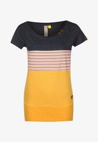 alife & kickin - Print T-shirt - amber - 0