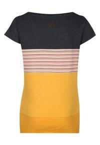alife & kickin - Print T-shirt - amber - 1