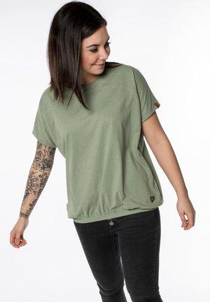 DINI  - T-Shirt print - olive