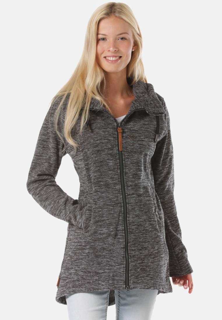 alife & kickin - Zip-up hoodie - black