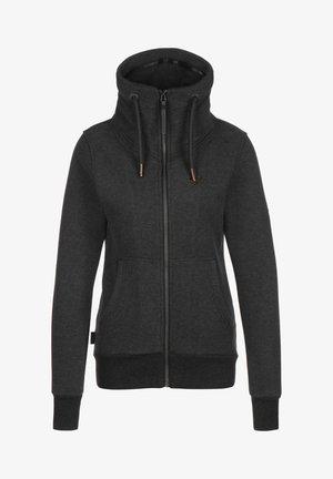 VIVIAN W - Zip-up hoodie - moonless