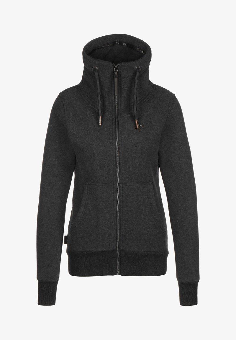 alife & kickin - VIVIAN W - Zip-up hoodie - moonless