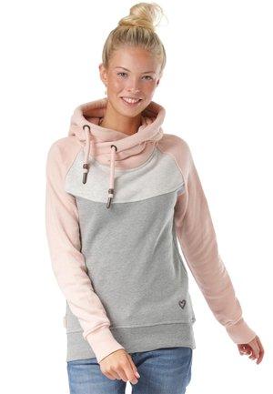LARA  - Hoodie - pink