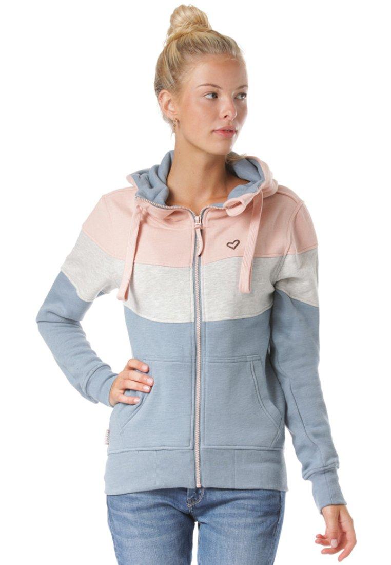 alife & kickin - Zip-up hoodie - blue