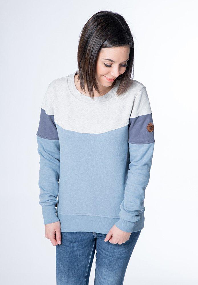 alife & kickin - DARJA - Sweatshirt - ashblue