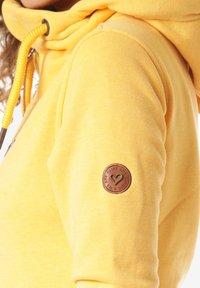 alife & kickin - YASMIN  - Zip-up hoodie - yellow - 3