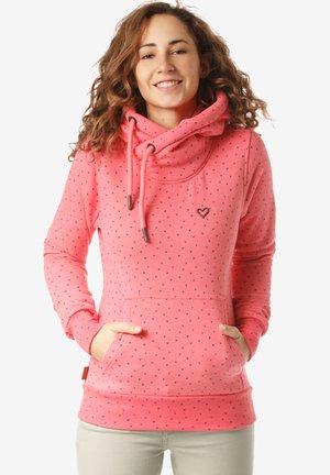 SARAH  - Hoodie - pink