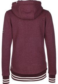 alife & kickin - YASMIN - Zip-up hoodie - grape - 1