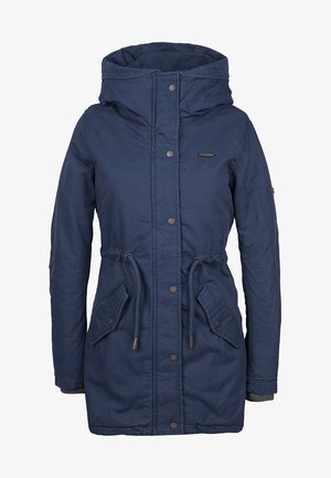 FLORA - Parka - dark blue