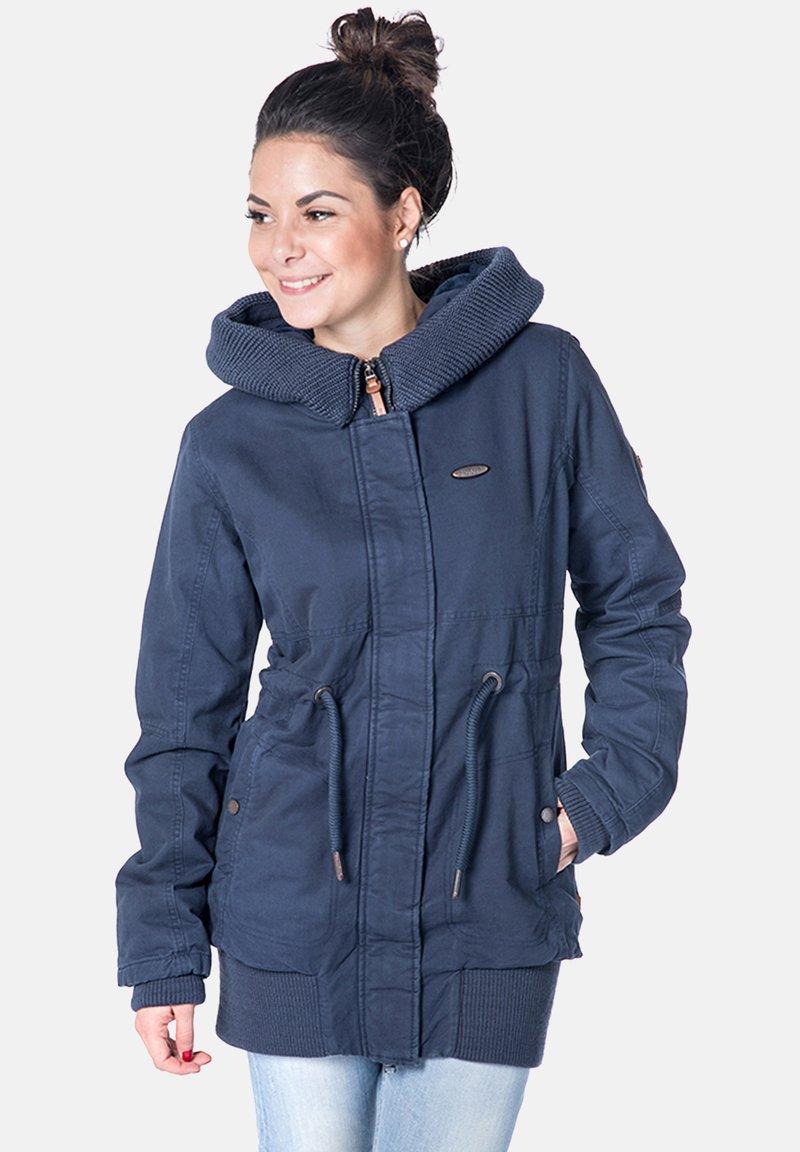 alife & kickin - Winter coat - blue