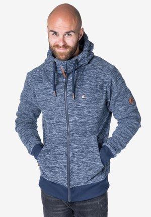 FREDDY  - Zip-up hoodie - marine