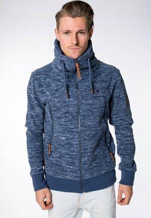 LIASAK POLAR - Fleece jacket - marine