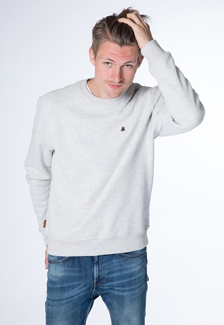 alife & kickin - VINCENT  - Sweatshirt - cloudy