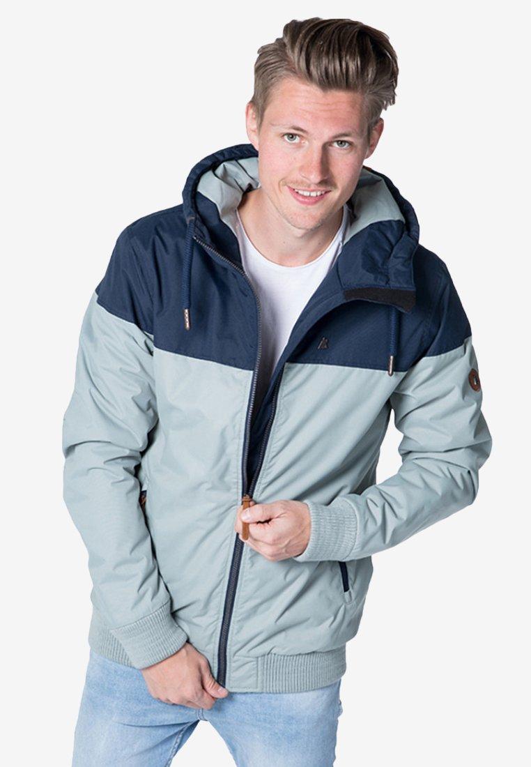 alife & kickin - MR DIAMOND - Outdoor jacket - blue