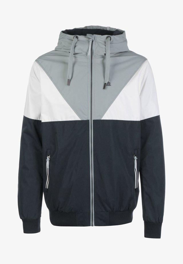 Outdoorjas - slate grey