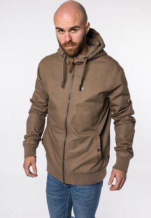 DON - Light jacket - sepia