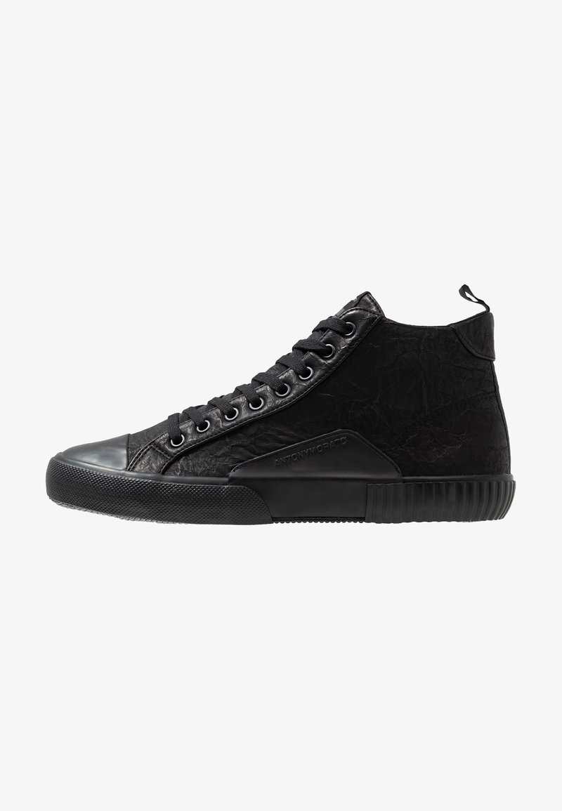 Antony Morato - PULL - High-top trainers - nero