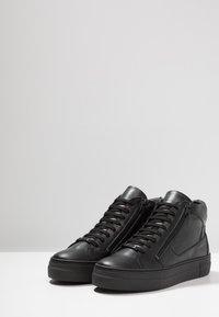 Antony Morato - ZIPPER - Sneakersy wysokie - nero - 2