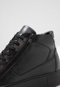Antony Morato - ZIPPER - Sneakersy wysokie - nero - 5