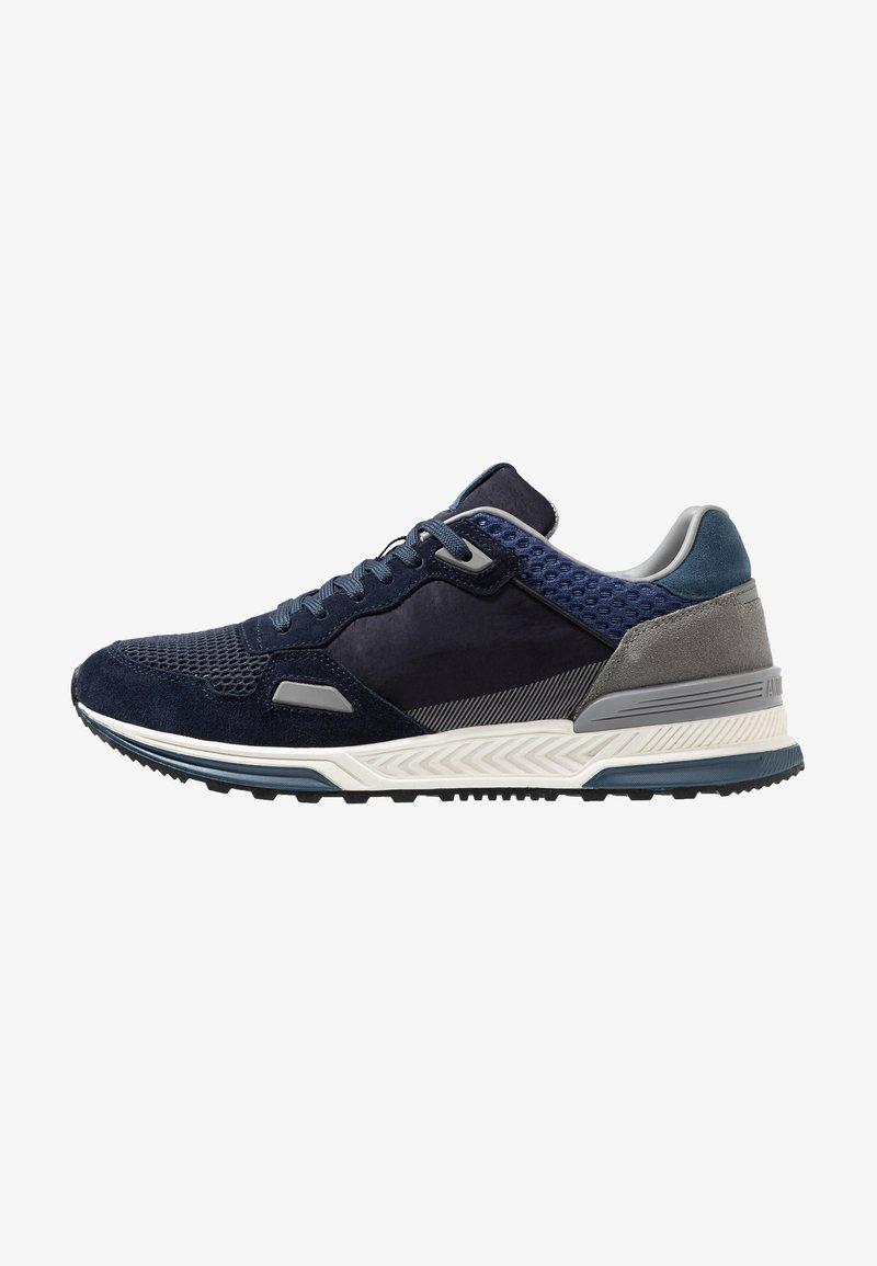 Antony Morato - TRECK - Sneakers - ink blu