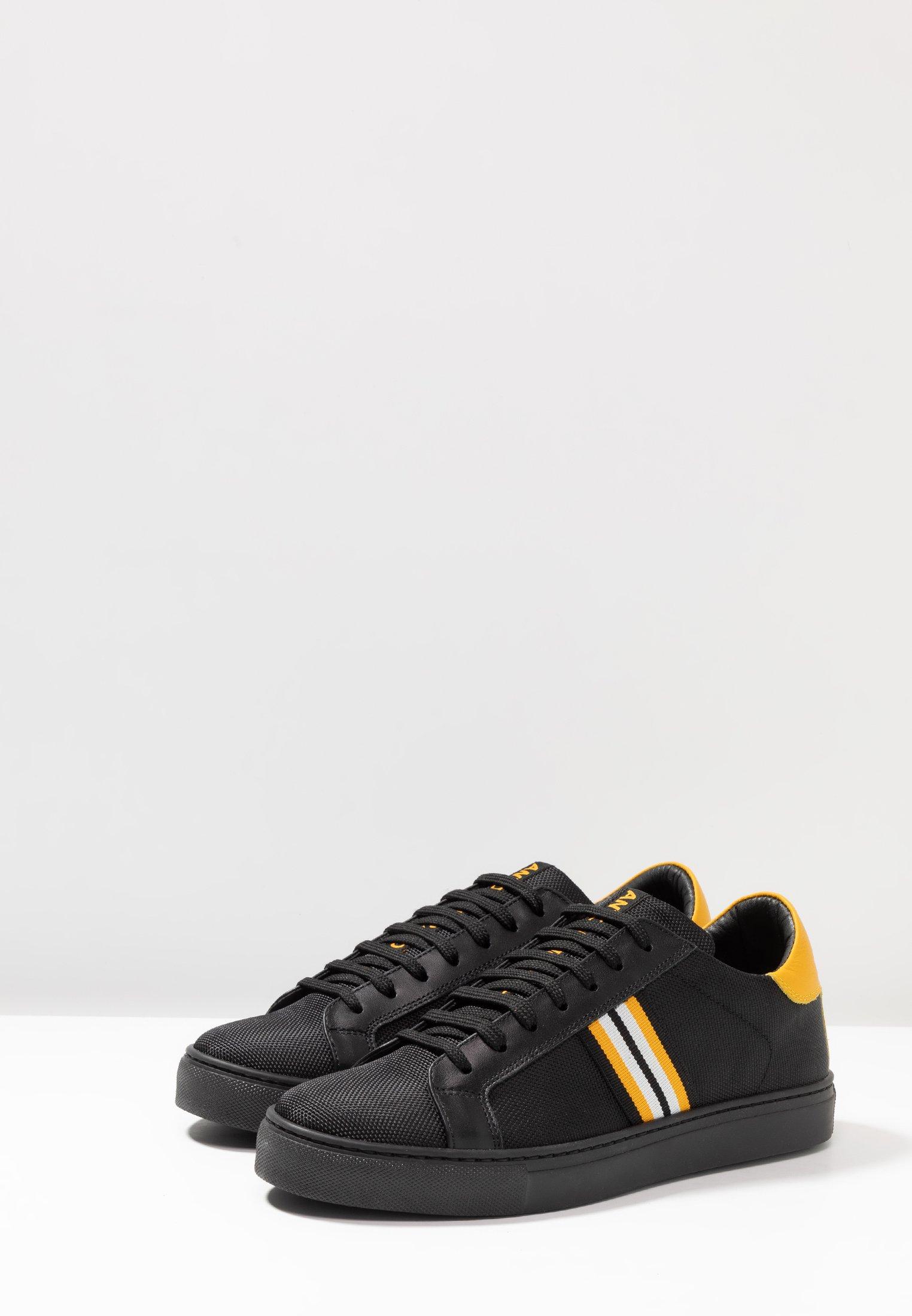 giallo Morato Basse Antony SkateSneakers Nero mgybf6YvI7
