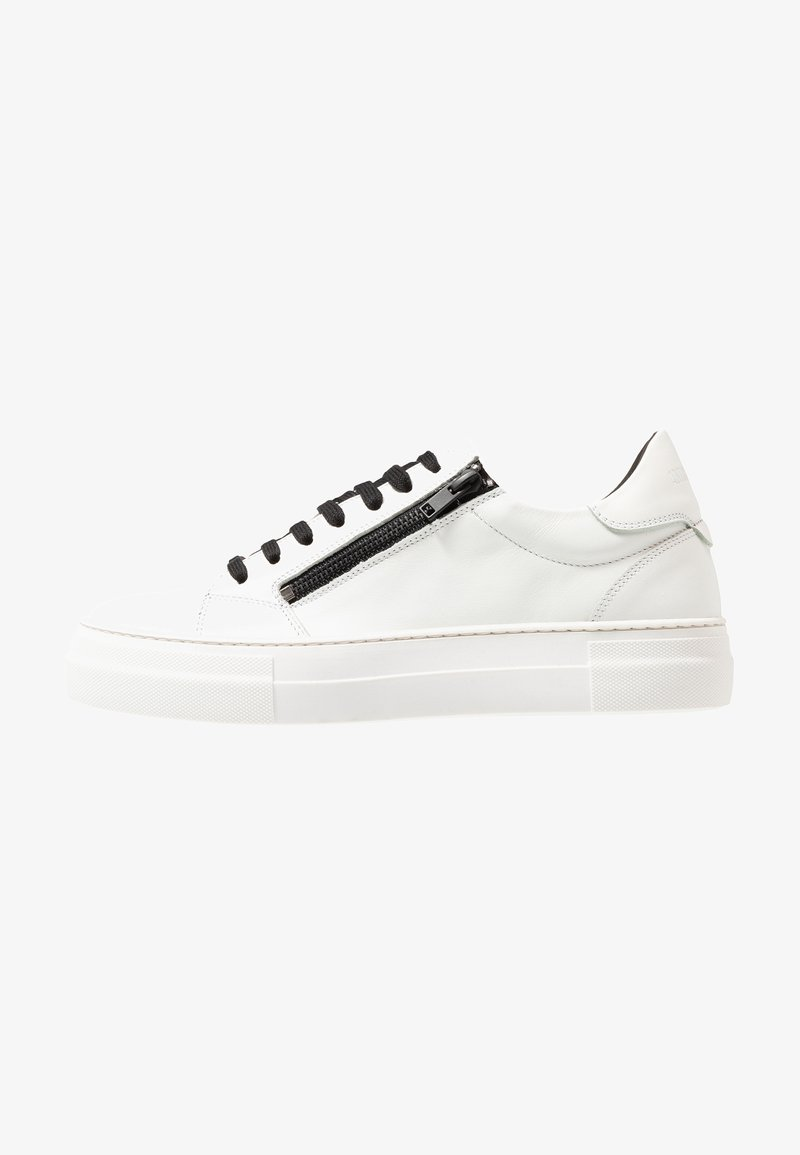 Antony Morato - ZIPPER - Sneaker low - bianco