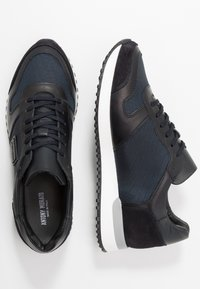 Antony Morato - RUN METAL - Zapatillas - ink blu