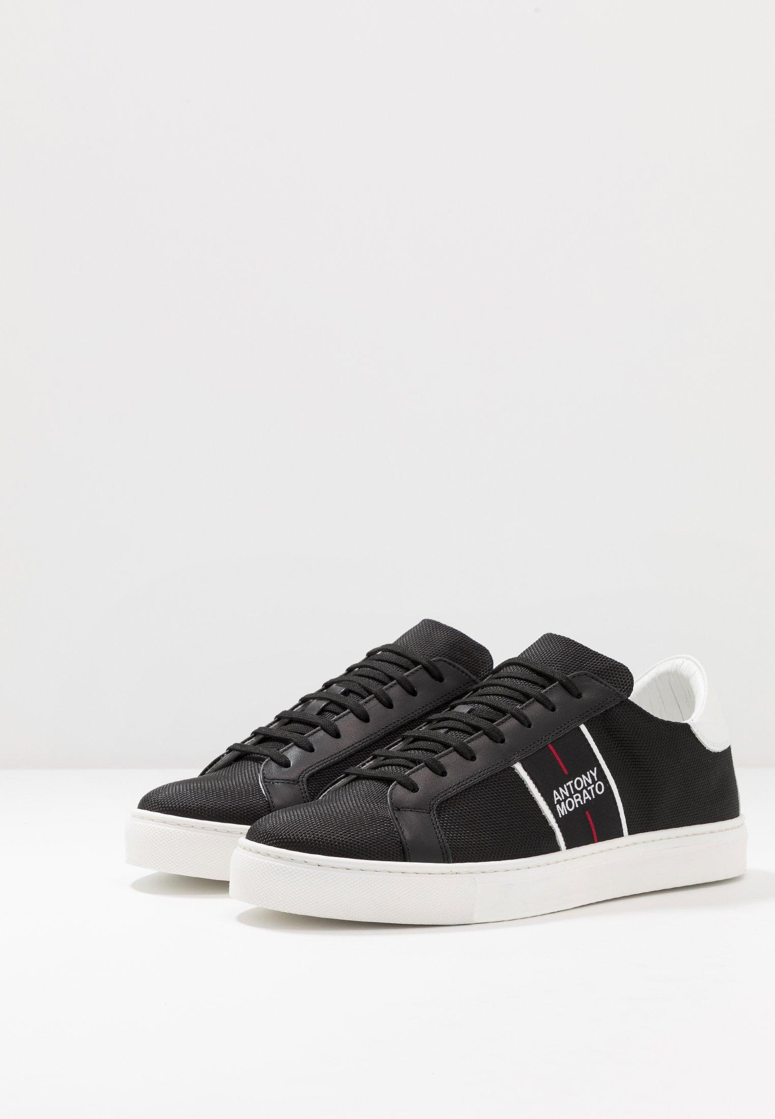 Antony Morato SLIDE - Sneakersy niskie - black