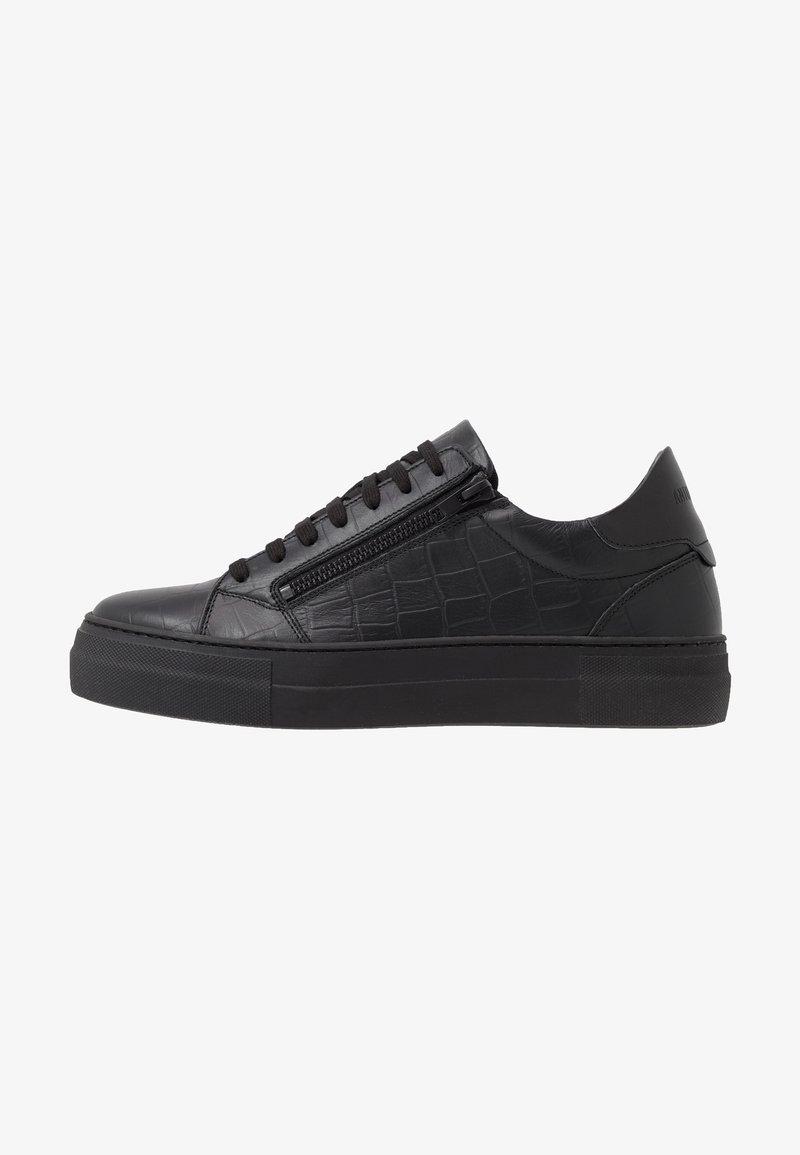 Antony Morato - ZIPPER - Sneakers basse - black