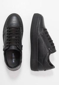 Antony Morato - ZIPPER - Sneakers basse - black - 1