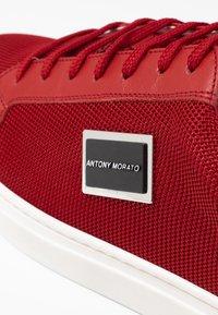 Antony Morato - Sneakers basse - red - 5