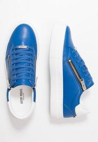 Antony Morato - ZIPPER  - Sneakers laag - bluette - 1