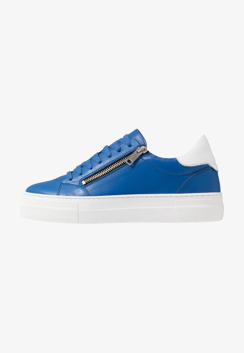 Antony Morato - ZIPPER  - Sneakers laag - bluette