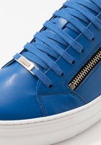 Antony Morato - ZIPPER  - Sneakers laag - bluette - 5