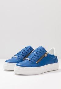 Antony Morato - ZIPPER  - Sneakers laag - bluette - 2