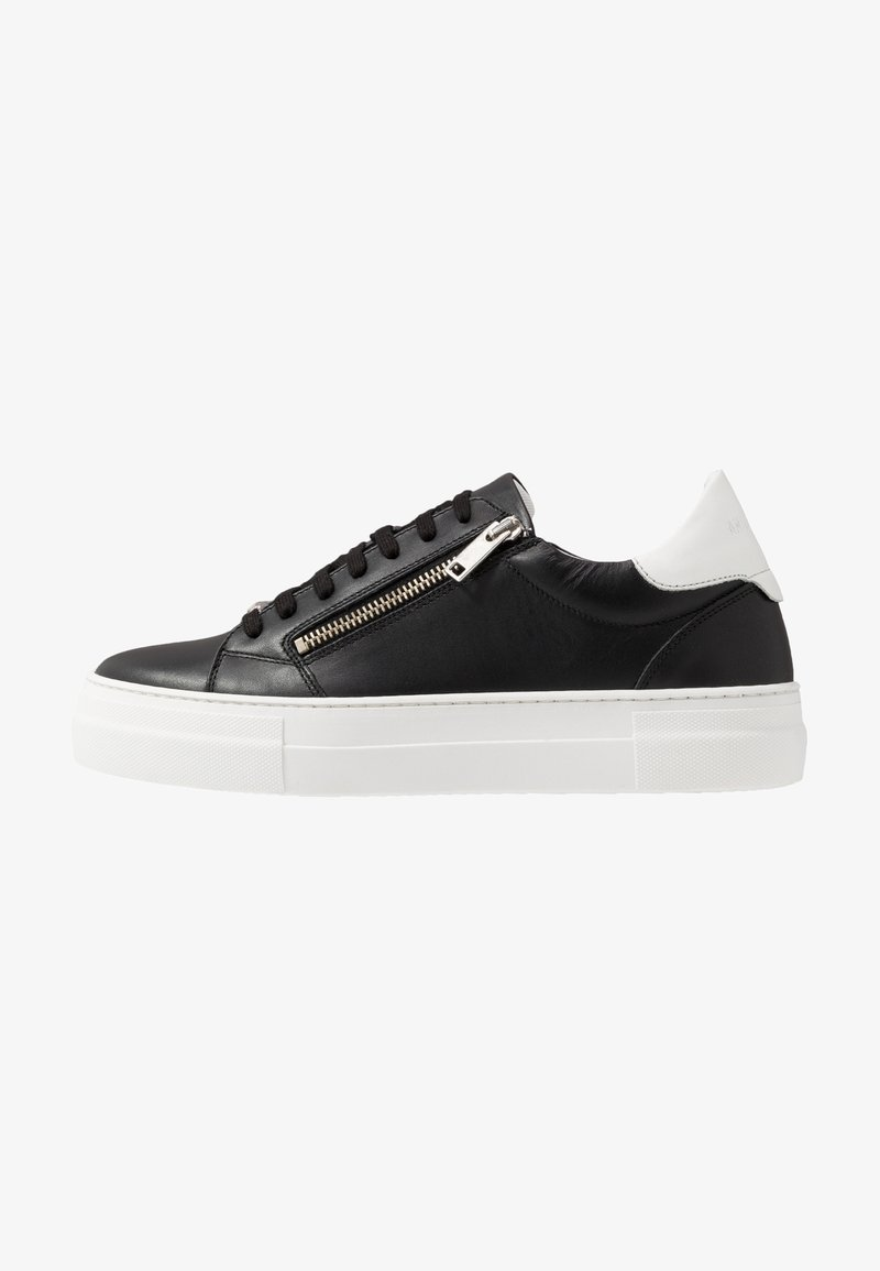 Antony Morato - ZIPPER  - Zapatillas - black